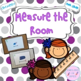Measure the Room in Centimeters- Math Center