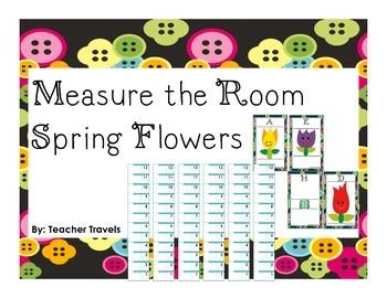 Measure the Room Spring Flowers