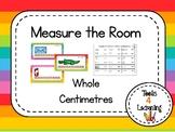 Measure the Room - Whole cm