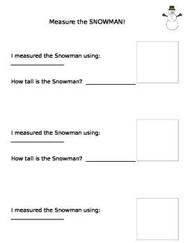 Measure the Snowman
