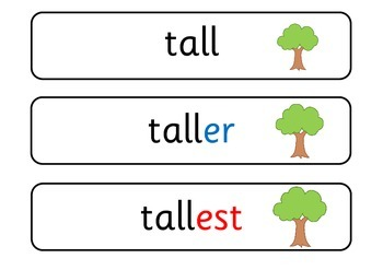 Measure vocabulary flashcards