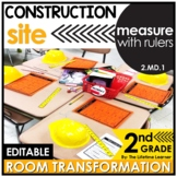 Measure with Rulers | Construction Classroom Transformation