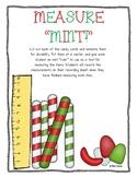 """Measure""""Mint""""! {A Holiday FREEBIE!}"""