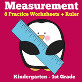 MEASUREMENT WORKSHEETS - MEASUREMENT ACTIVITIES