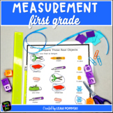 Measurement Worksheets {First Grade & Kindergarten Non-Sta