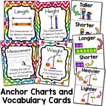 Measurement Worksheets and Activities