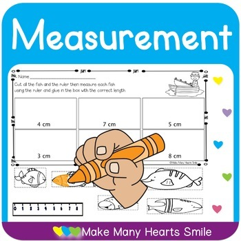 Measurement: Centimeters