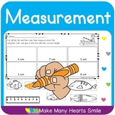 Measurement: Centimeters