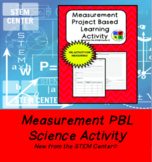 Measurement Project Based Learning Activity