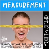 Elapsed Time -Liquid Volume -Distances -Mass -Money Measurement Activities