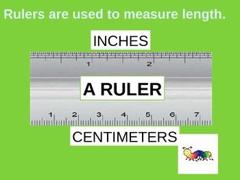 Measurement 2nd grade