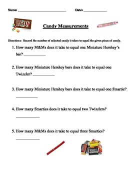 Measurement - 3 Pack