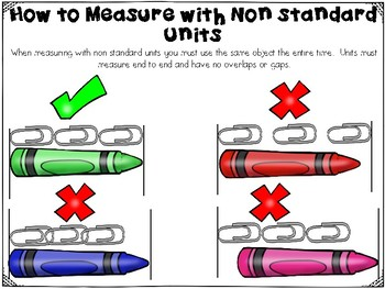 Measurement (Non Standard)