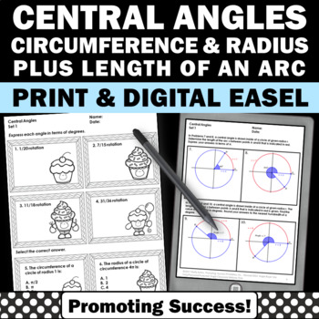 4th Grade Measurement Worksheets One Degree Angle Common Core 4c5a