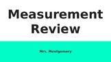 Measurement 3rd grade slides