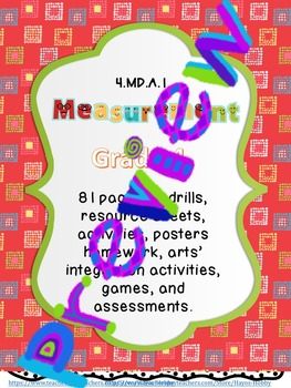 Measurement - 4.MD.A.1