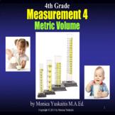 Common Core 4th - Measurement 4 - Metric Volume (liters, milliliters)