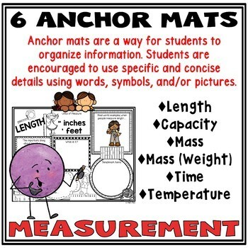 Measurement: Mass, Capacity, Length, Time, Temperature