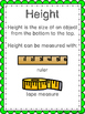 Measurement! {A Nonstandard Measurement Pack}