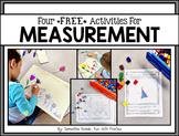FREE Measurement Activities