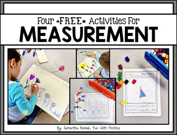 FREE Measurement Activities