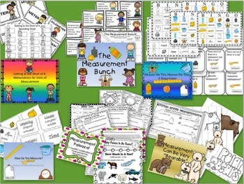Measurement Activities Bundle