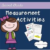 Measurement Activities - Second Grade