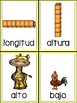 Measurement Activities in Spanish and English