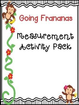 Measurement Activity Packet
