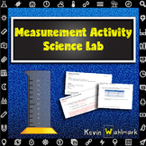 Measurement Activity Science Lab