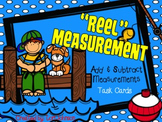 Adding and Subtracting Measurements Task Cards