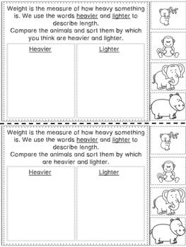 Measurement! {An Interactive Reader}