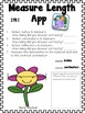 Measurement App and FREE Accountability Activity Sheets
