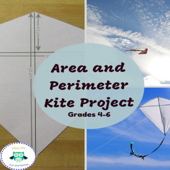 Measurement, Area, and Perimeter Kite Project