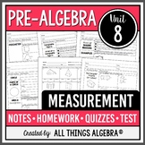 Measurement: Area and Volume (Pre-Algebra Curriculum - Unit 8)