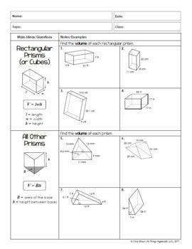 measurement area and volume pre algebra curriculum unit 8 tpt. Black Bedroom Furniture Sets. Home Design Ideas