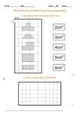 Measurement: Area of Rectilinear Shapes