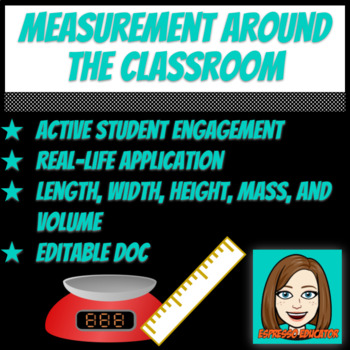 Measurement Around the Classroom