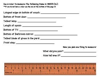 Measurement At Home