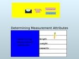 Measurement Attributes Interactive  Lesson
