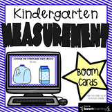 Measurement BOOM CARDS - Distance Learning