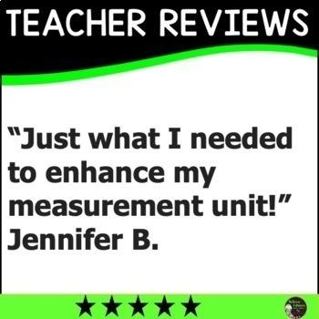 Measurement BUNDLE (Customary and Metric!)