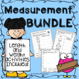 Measurement Bundle - Length and Weight