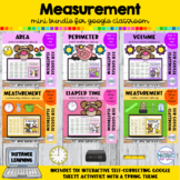 Measurement BUNDLE | Spring
