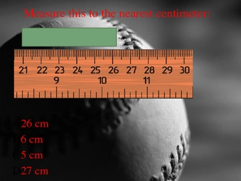 Measurement Baseball
