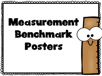 Measurement Benchmark Posters