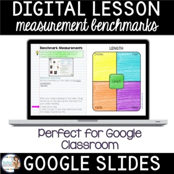 Measurement Benchmarks Digital Interactive Lesson