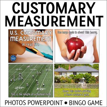 Customary Measurement Activities