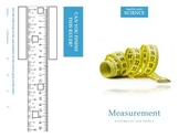 Measurement Booklet (inches and centimeters)