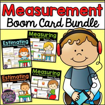 Measurement Boom Card Bundle